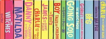 دانلود کتاب های رولد دال